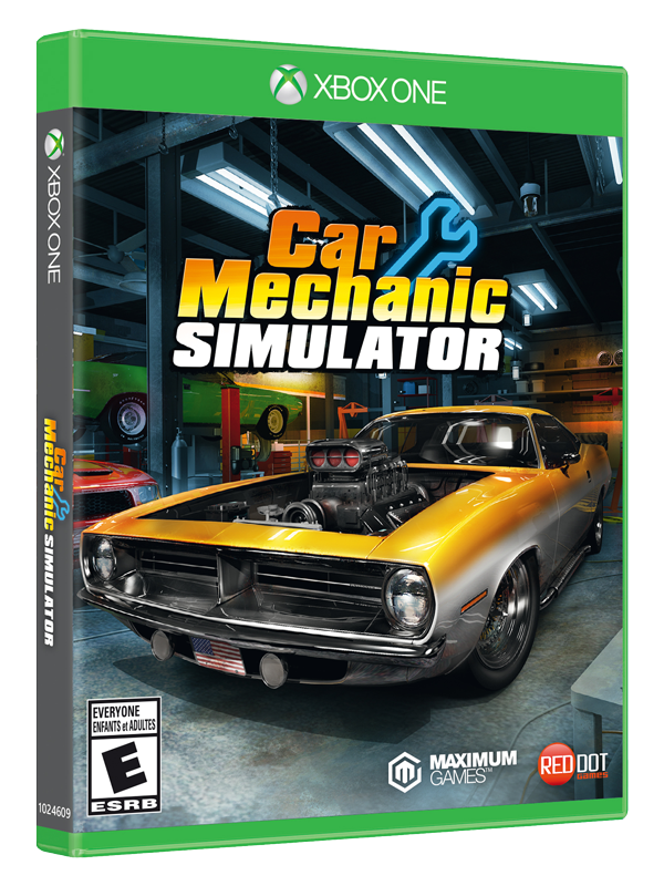Car Mechanic Simulator XBOX